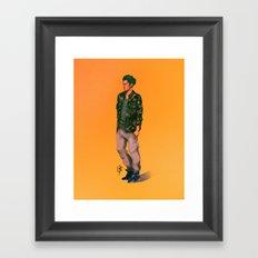 Bellson Framed Art Print