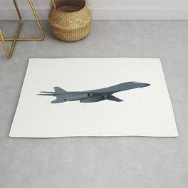 American Heavy Bomber B-1 Lancer Rug