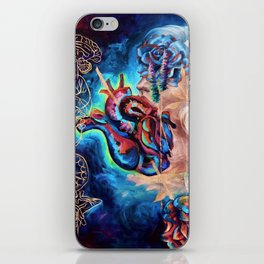 """""""Trying To Trust You"""" Painting iPhone Skin"""