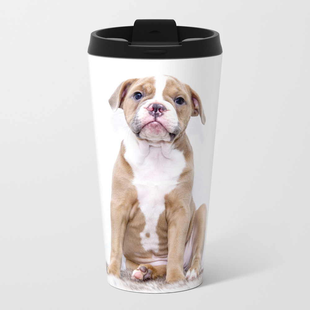 Sweet Little Puppy Dog Travel Cup TRM8885653