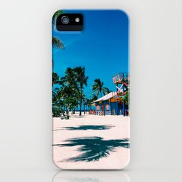 The Tin Shack iPhone Case