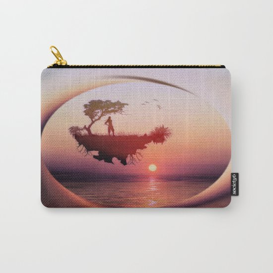 LANDSCAPE - Solitary sister Carry-All Pouch