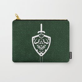Master Sword & Hylian Shield Carry-All Pouch