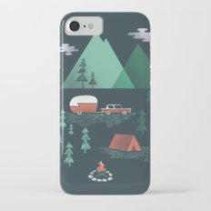Pitch a Tent Slim Case iPhone 7