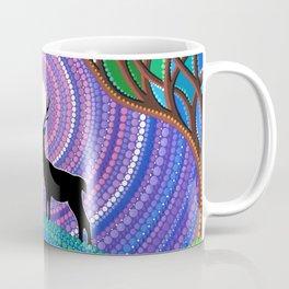 A Silent Visitor Coffee Mug