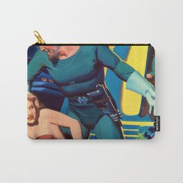 12,000pixel-500dpi - Hugh Joseph Ward - Chaos and Back, Spicy Adventure Stories cover Carry-All Pouch