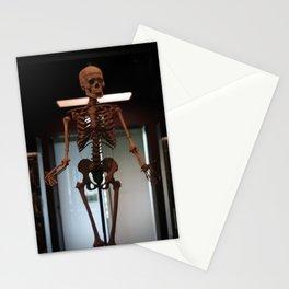 Human Skeleton at Museum Vrolik Stationery Cards
