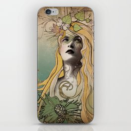 Anastasia iPhone Skin