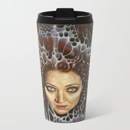 Enter the Void Metal Travel Mug