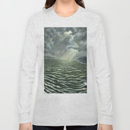 Sunbeams and Rolling Seas Long Sleeve T-shirt