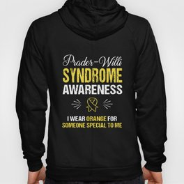 prader willi syndrome awareness cancer Hoody