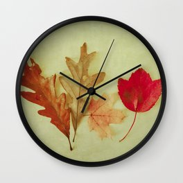 Live Simply . Simply Live Wall Clock