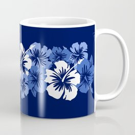 Epic Hibiscus Hawaiian Floral Aloha Shirt Print Coffee Mug