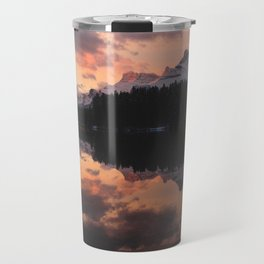 Mount Rundle Travel Mug