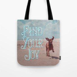 Vizsla Joy Tote Bag