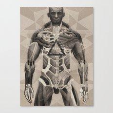 More Human Than Human Canvas Print