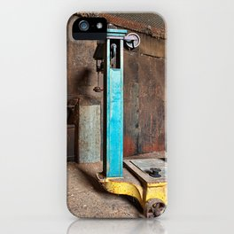 Waterside Woolen Mill iPhone Case
