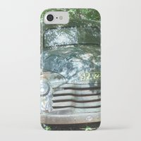 truck iPhone & iPod Cases featuring Truck  by Clint Harris