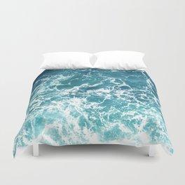 Print 213 - Ocean Water 3 Duvet Cover