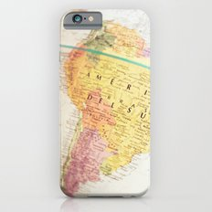 Maps iPhone 6s Slim Case