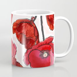 the poppy Coffee Mug
