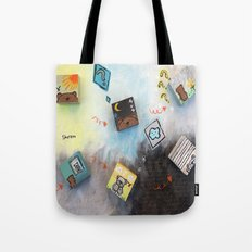 The Turning Tote Bag