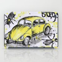 bugs iPad Cases featuring bugs by sladja