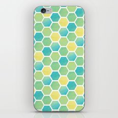 Summer Time Honeycomb iPhone & iPod Skin
