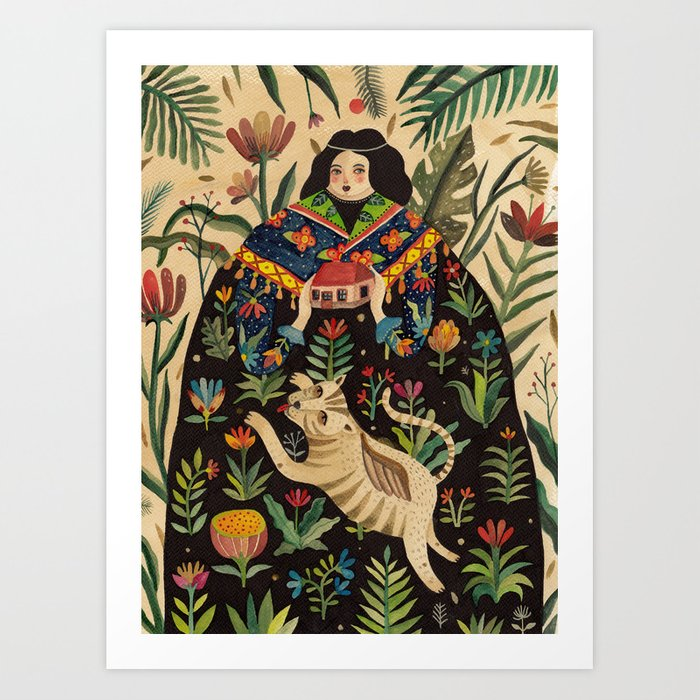 Old Soul Art Print