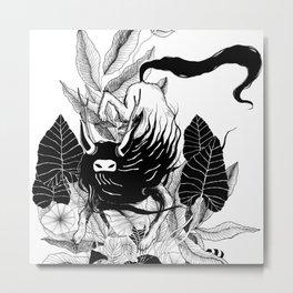 Nahual Metal Print