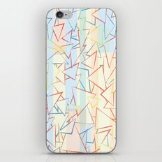 Attack of the Triangles. iPhone & iPod Skin