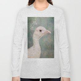 The Little White Queen Long Sleeve T-shirt