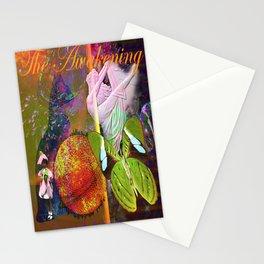 The Awakening of Self Stationery Cards