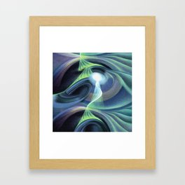 Emotional Activation - Abstract Framed Art Print