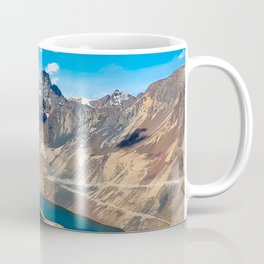 Mountain road from Viloco. Coffee Mug