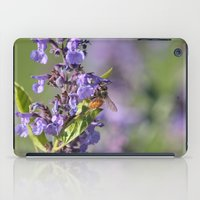 bee iPad Cases featuring Bee by Stecker Photographie