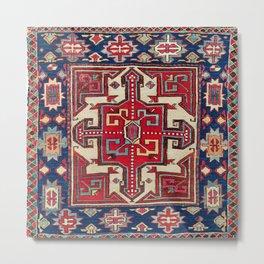 Shahsavan Moghan South East Caucasus Bag Print Metal Print