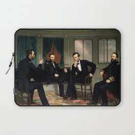 The Peacemakers -- Civil War Union Leaders Laptop Sleeve