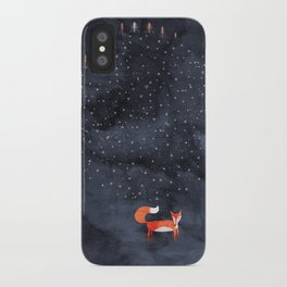 Fox Dream iPhone Case