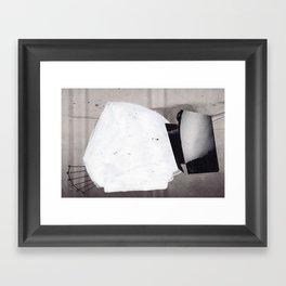 shell2 Framed Art Print