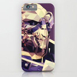 Facets of Garrus iPhone Case