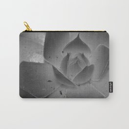 Close up Succulent Carry-All Pouch