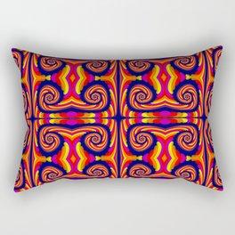 Candy Twist Rectangular Pillow