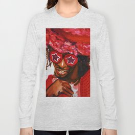 Bootsy Collins Long Sleeve T-shirt