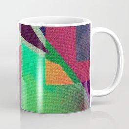 Complicerend Piet Mondriaan Coffee Mug