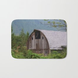 Middle Of Nowhere - Country Art Bath Mat