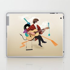 ILOVEMUSIC #1 Laptop & iPad Skin