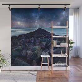 Rocky Road to Eternity Wall Mural