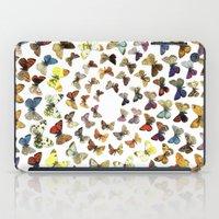 butterflies iPad Cases featuring Butterflies by Ben Giles