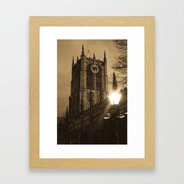 Trinity Church Hull Framed Art Print